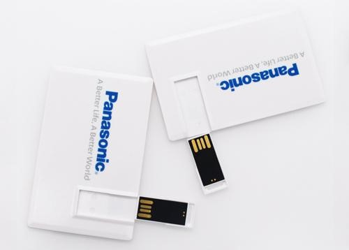 bussiness Card USB Flash