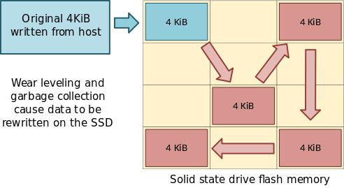 manuscript in the FLASH chip