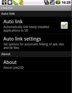 MicroSD App