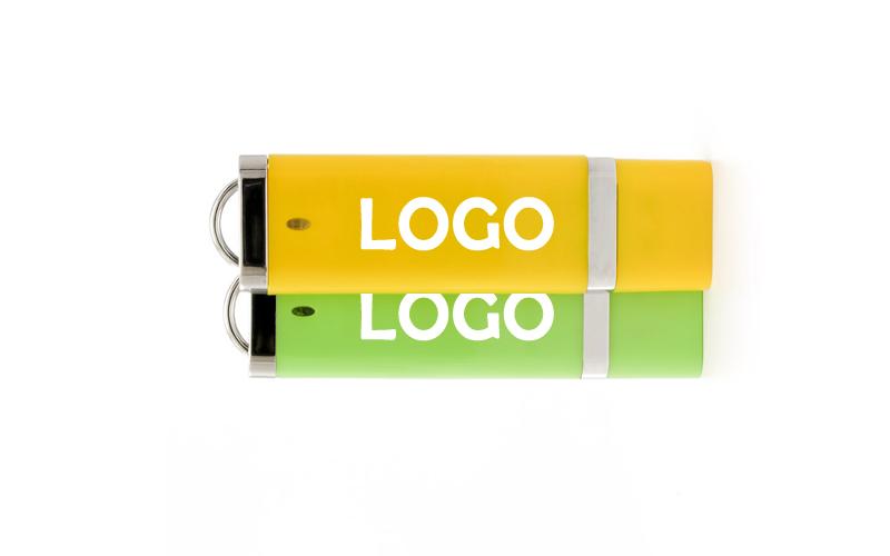 USB logo printing