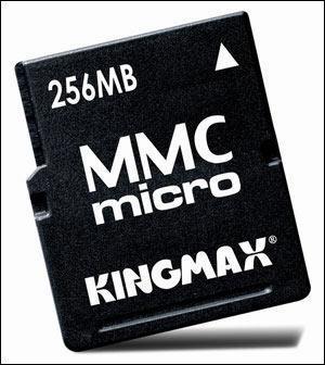 256mb mmc micro